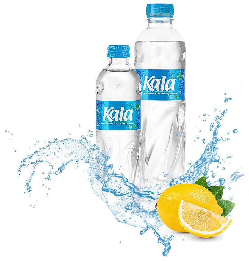 prirodna izvorska voda Kala