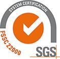 FSSC 22000 certifikat logo
