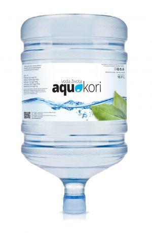 galon izvorske vode Aquakori 18,9 L