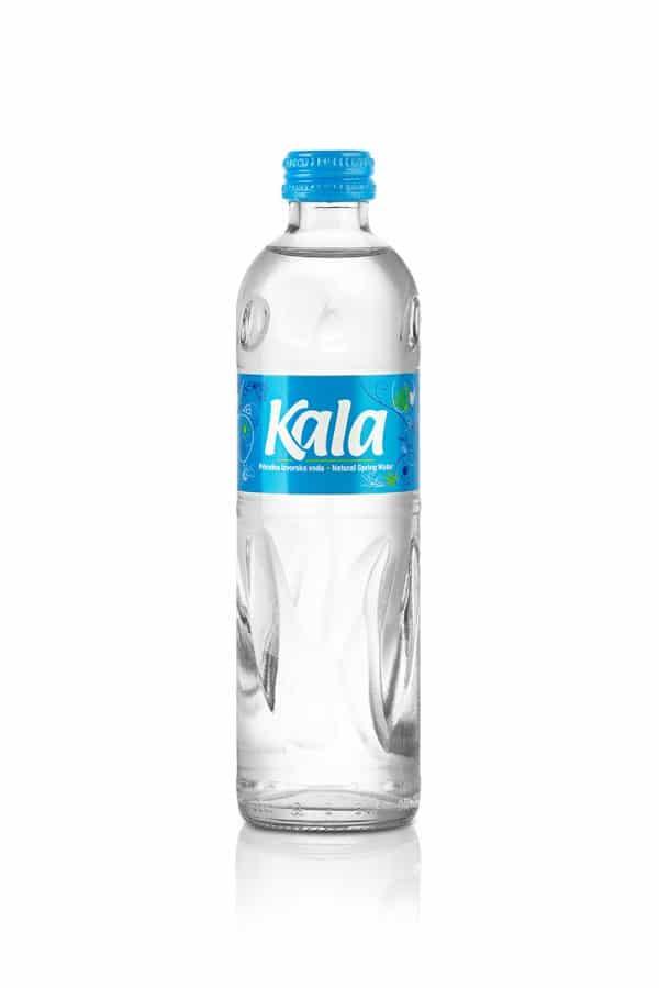 Prirodna izvorska voda Kala, pakiranje od 0,25 litre