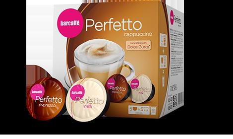 Barcaffe Perfetto Cappuccino