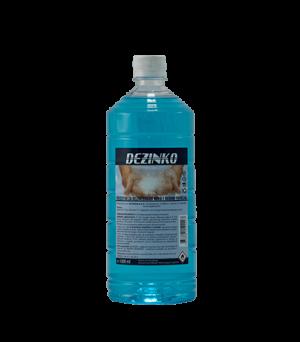 Dezinko proizvodi za dezinfekciju plavi 1 litra
