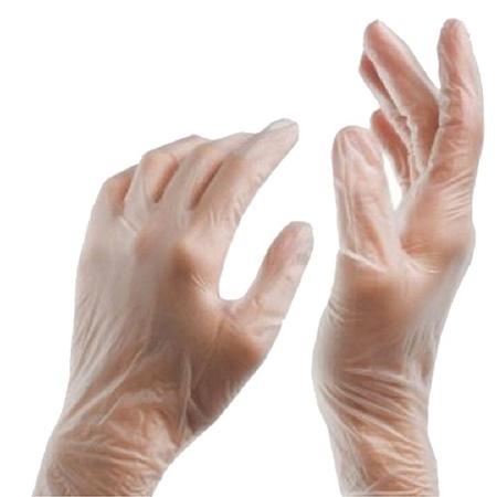 jednokratne rukavice od vinila bez pudera