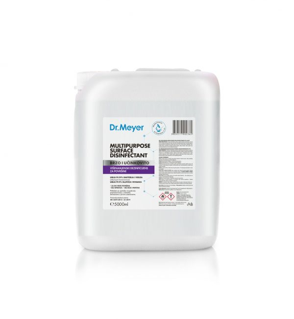 Dr Meyer Hand Sanitising Gel Hospital Grade 500 ml